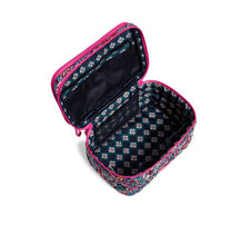 Load image into Gallery viewer, Vera Bradley Brush Up Cosmetic Case - Kaleidoscope