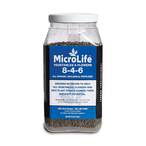 MicroLife Ultimate 8-4-6 Organic, Biological Fertilizer