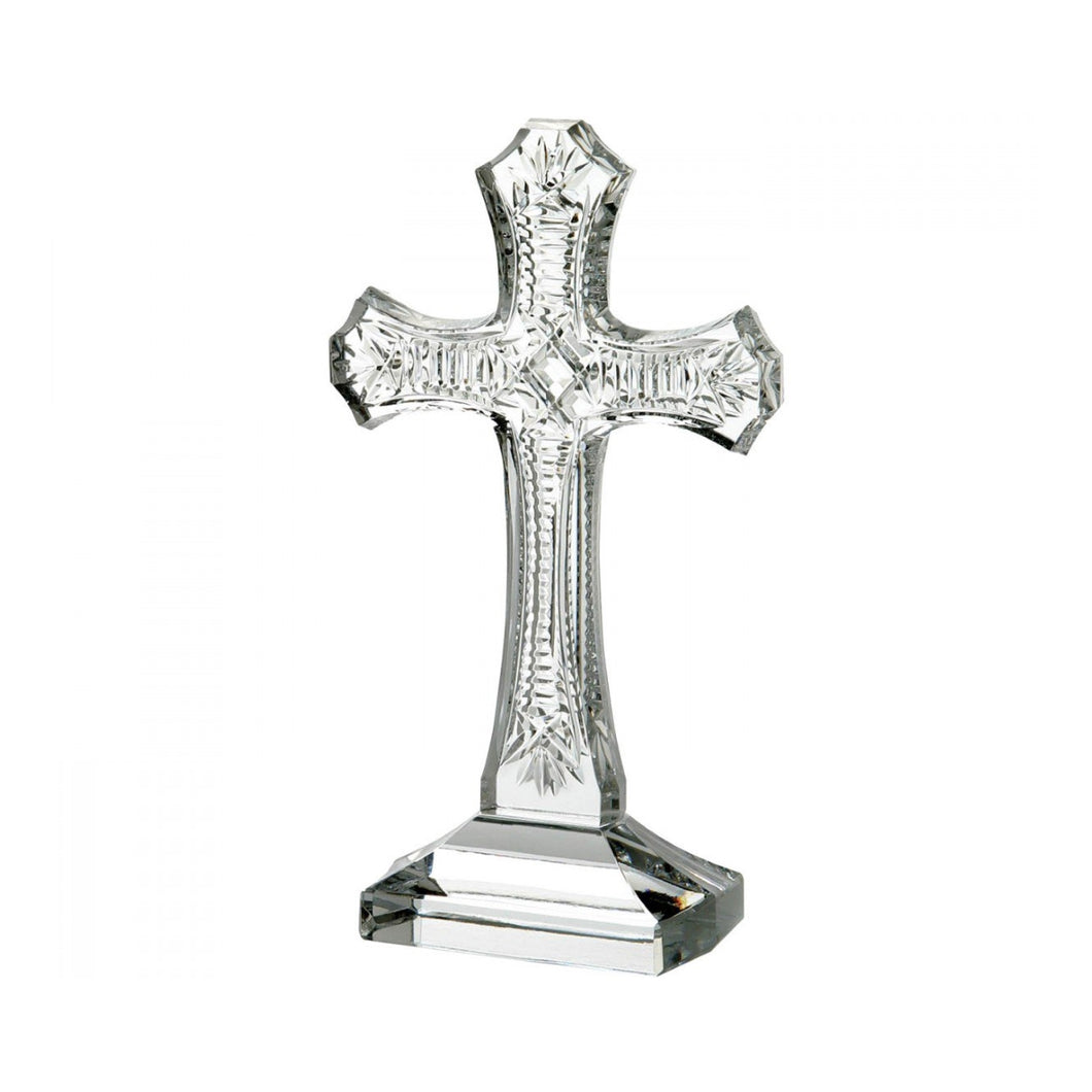 Waterford Clare Crystal Cross