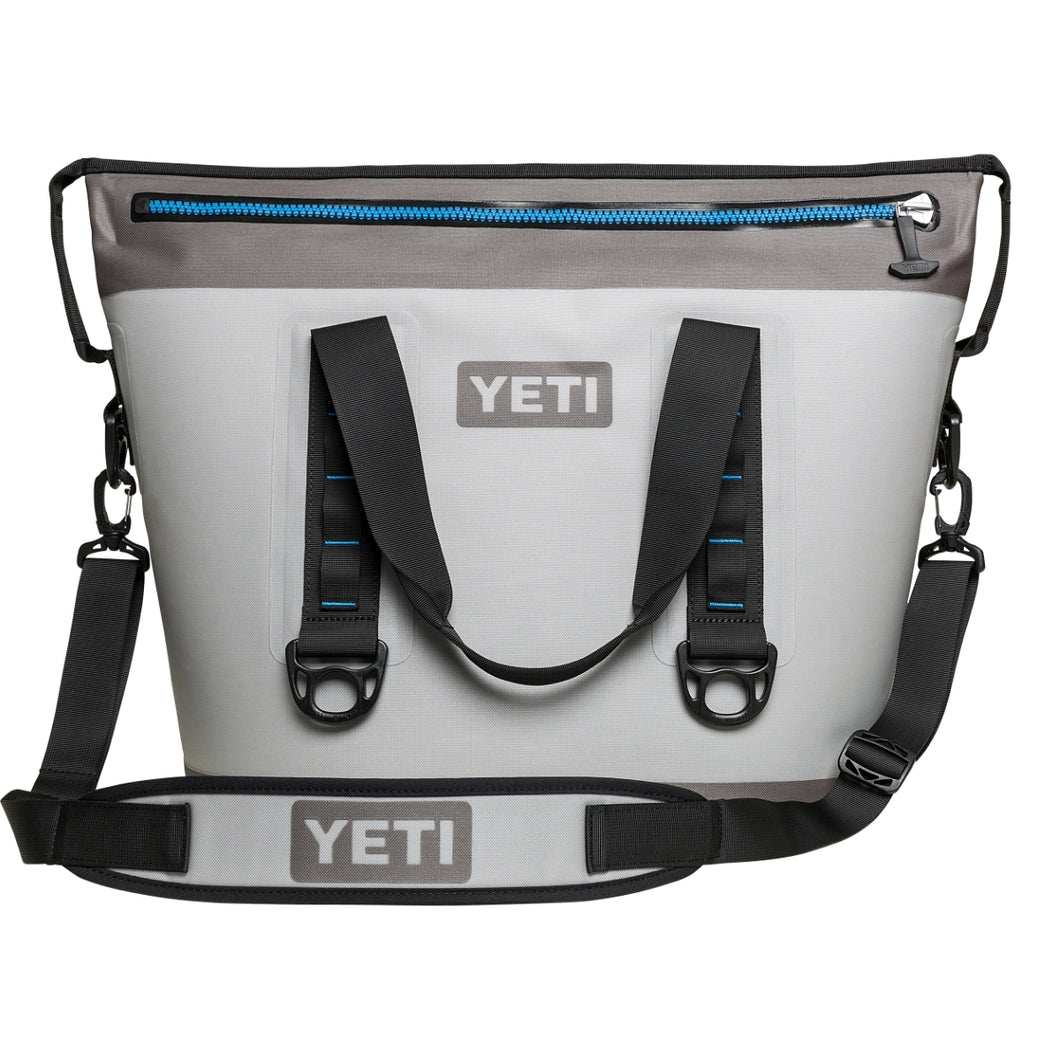 Yeti Hopper Two 30 - Fog Grey/Tahoe Blue