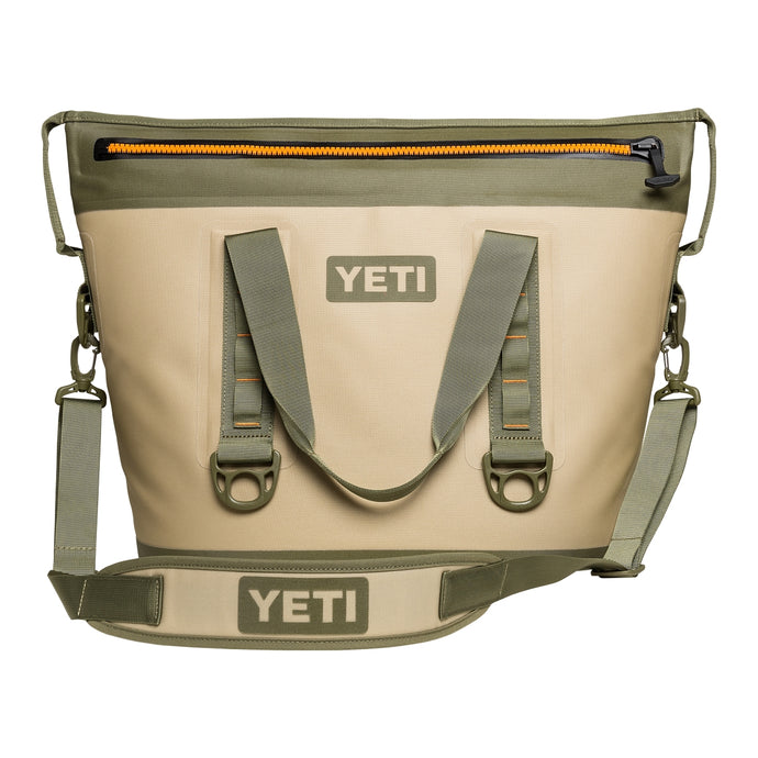 Yeti Hopper Two 30 - Field Tan/Blaze Orange