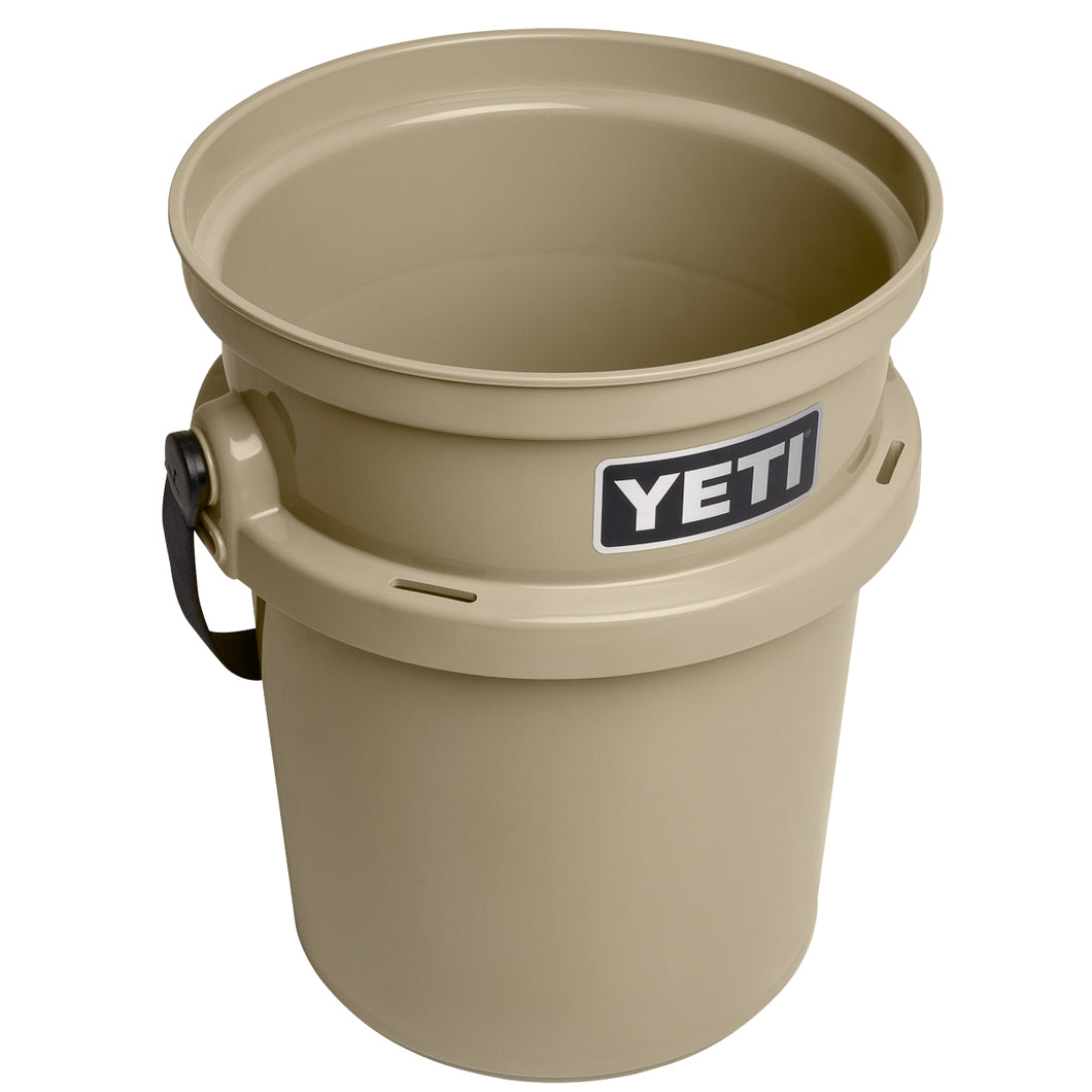 Yeti LoadOut Bucket - Tan