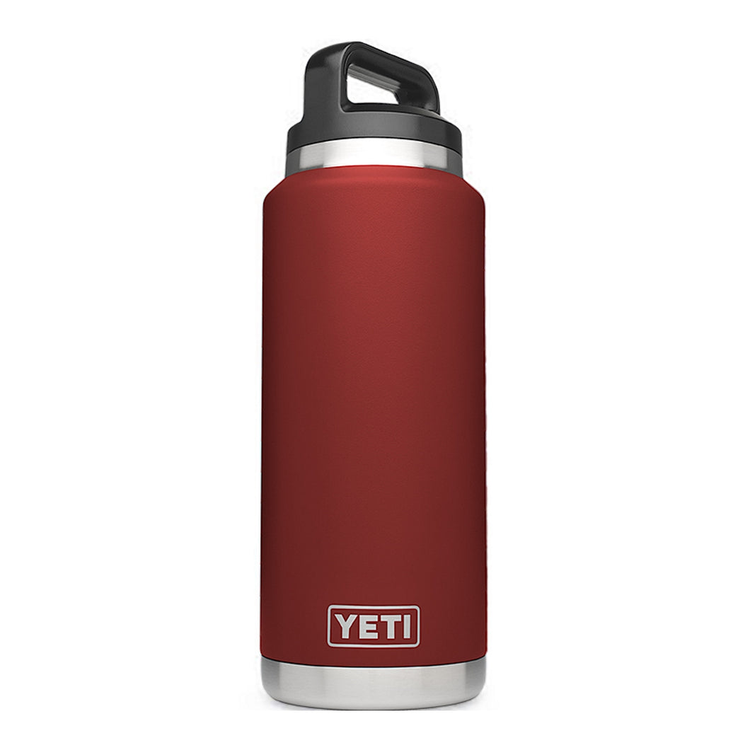 Yeti Rambler 36 Bottle - Brick Red