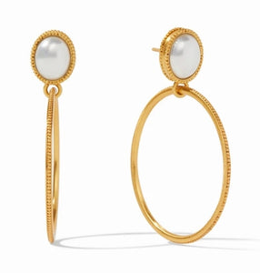 Verona Statement Earring by Julie Vos