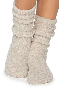 Barefoot Dreams - Cozy Chic Heathered Socks