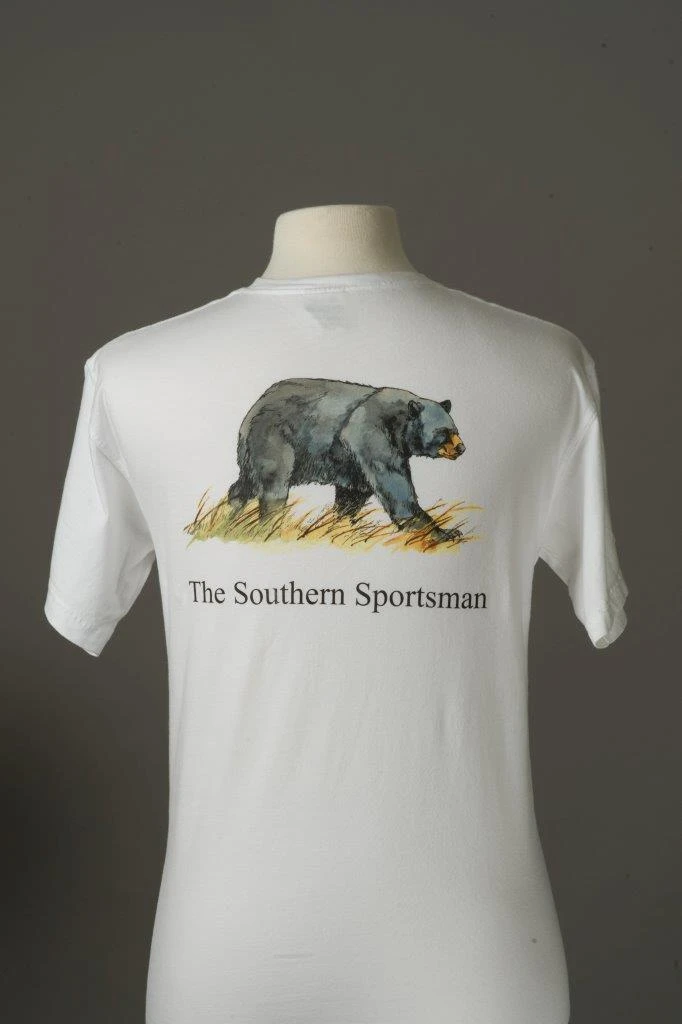 Bear Short Sleeve T-Shirt, by Southern Sportsman