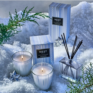 Nest Fragrances Blue Cypress & Snow Candle
