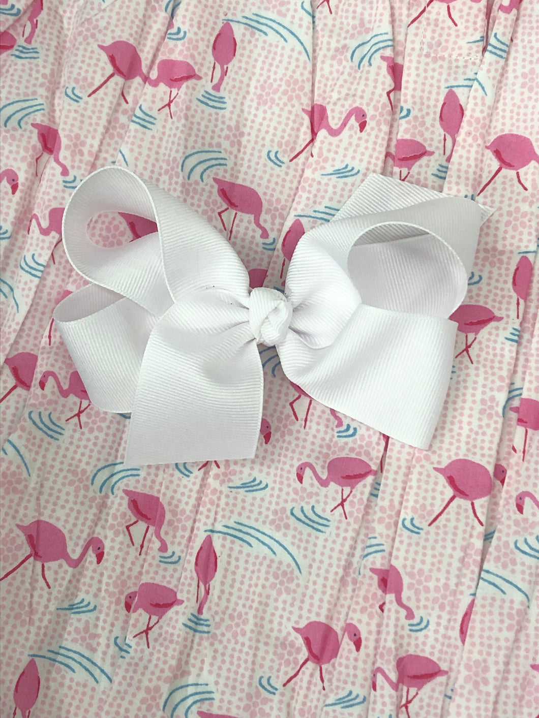 Specialties White Bow