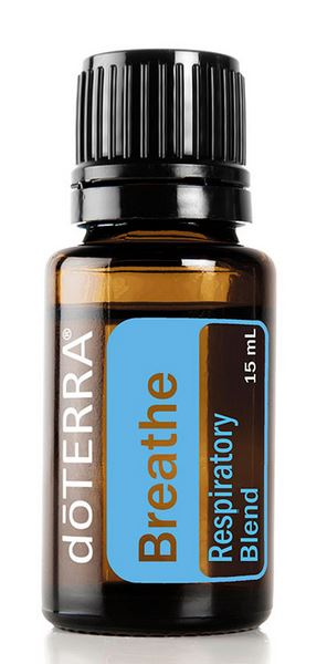 DoTERRA Breathe 15ml Essential Oil