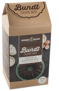 Double Chocolate Bundt® Cake Mix