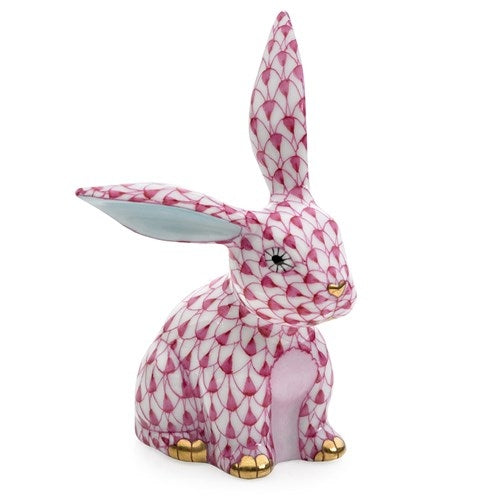 Herend Funny Bunny - Pink