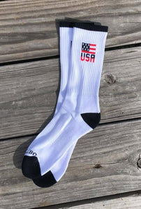 Burlebo USA Socks