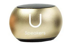 30 MINI Gold U Speaker