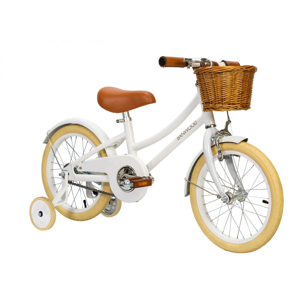 Banwood Classic Kids Bicycle - White