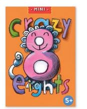 Crazy Eights Card Game - Mini