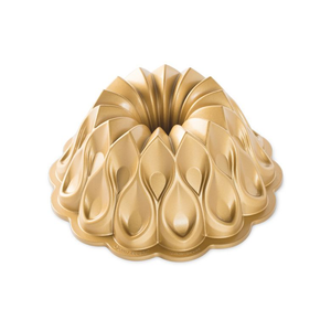 Crown Gold Bundt Pan