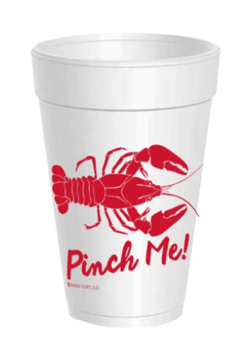 Pinch Me Crawfish Cups