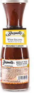 Braswell's Merlot Wine Steak Sauce