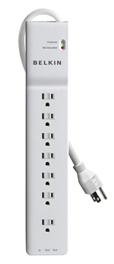 7 Outlet Surge Protector