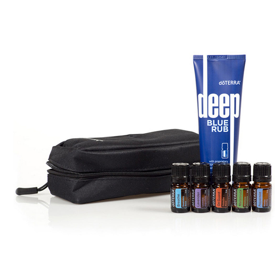 dōTERRA Athlete's Essential Oils Kit