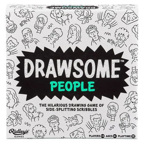 Drawsome People Game
