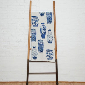 Ginger Jar Eco Delft Throw