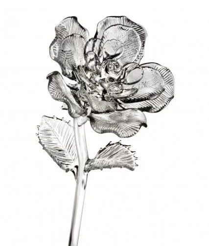 Waterford - Glass Flower Rose