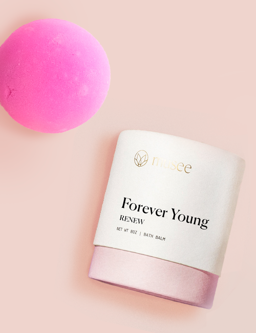 Musee Bath Bomb - Forever Young