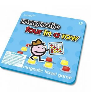 Magnetic Four In a Row - Travel Game