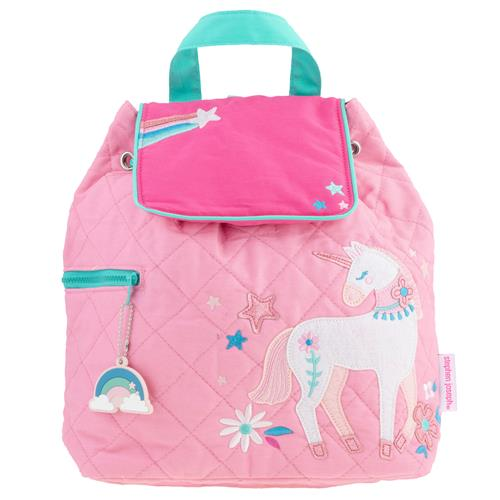 Quilted Unicorn Backpack