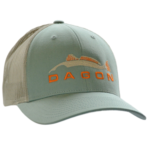 Dagon Embroidered Trucker Hat