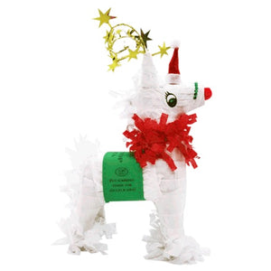 Mini Tabletop Holiday Pinata