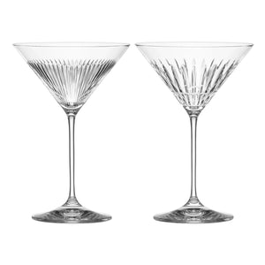 Reed & Barton New Vintage 2-Piece Martini Set