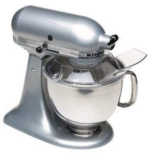 KitchenAid Artisan 5-Quart Tilt-Head Stand Mixer - Chrome