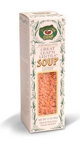 Great Leap N Lentil Soup - Buckeye Beans and Herbs - 12oz