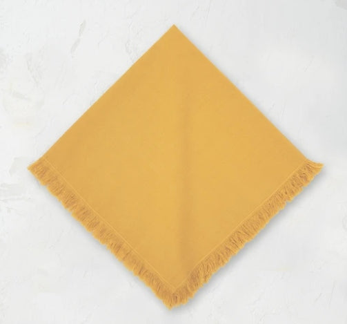 Decorative Napkins - Orange by Carol&Frank