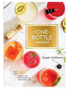 One Bottle Cocktail, Recipebook