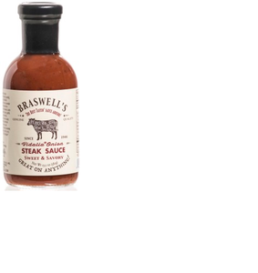 Braswell's Vidalia Onion Steak Sauce