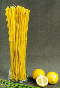 Lemon Chive Angel Hair - Pappardelle's