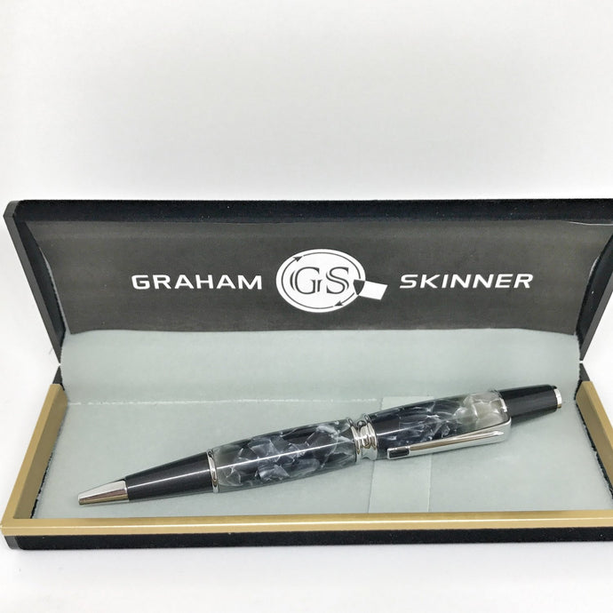 Graham Skinner Pen Babbio Black