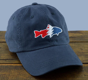 Trout Twill Ball Cap - Pesca Muerta