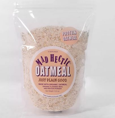 Mad Hectic Oatmeal - Just Plain Good