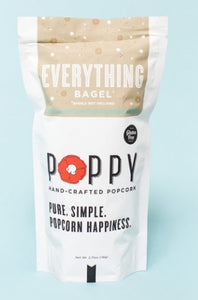 Everything but the Bagel - Poppy Handcrafted Popcorn