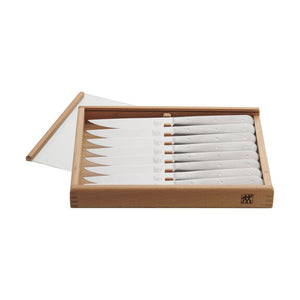 Henckles 8PC Stainless Porterhouse Steak Knife Set