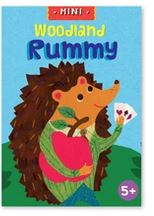 Woodland Rummy Mini Card Game