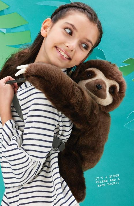 Sloth Travel Budd Backpack