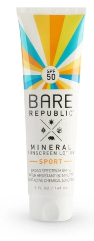 Mineral Sport Lotion 50 SPF, 5 Oz