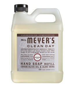 Mrs. Meyers Clean Day - Hand Soap Refill in Lavender
