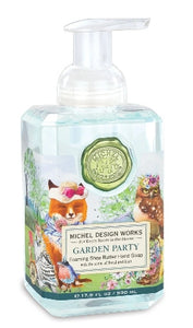 Garden Party Foaming Soap by Michel Design Works