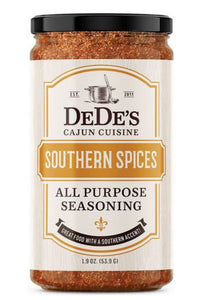 DeDe's Southern Spice, All Purpose Seasoning